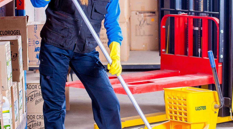 Servicio de limpieza | GESYLIC