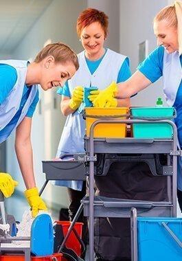 Licitaciones sector limpieza | GESYLIC