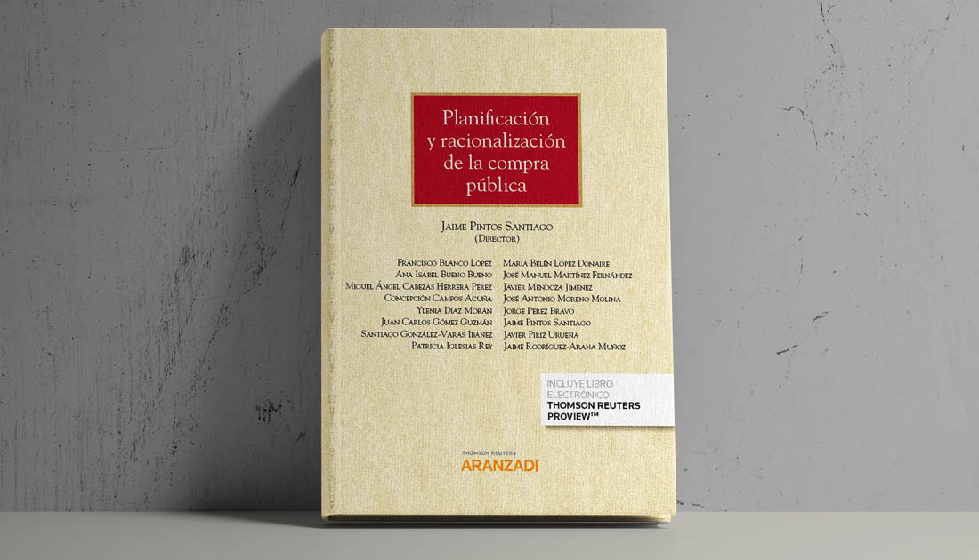 Planificación y racionalización de la compra pública